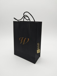 ZD-018 Paper Jewelry Gift Storage Packing bag