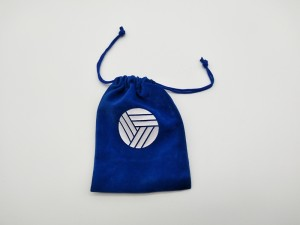 BD-011 Elegant Flannel Velvet Drawstring Jewelry Display Bags