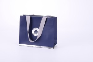 ZD-024 paper jewelry bag for jewelry box storage