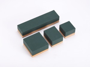 ZTB-105 two pieces lid and base jewelry gift box