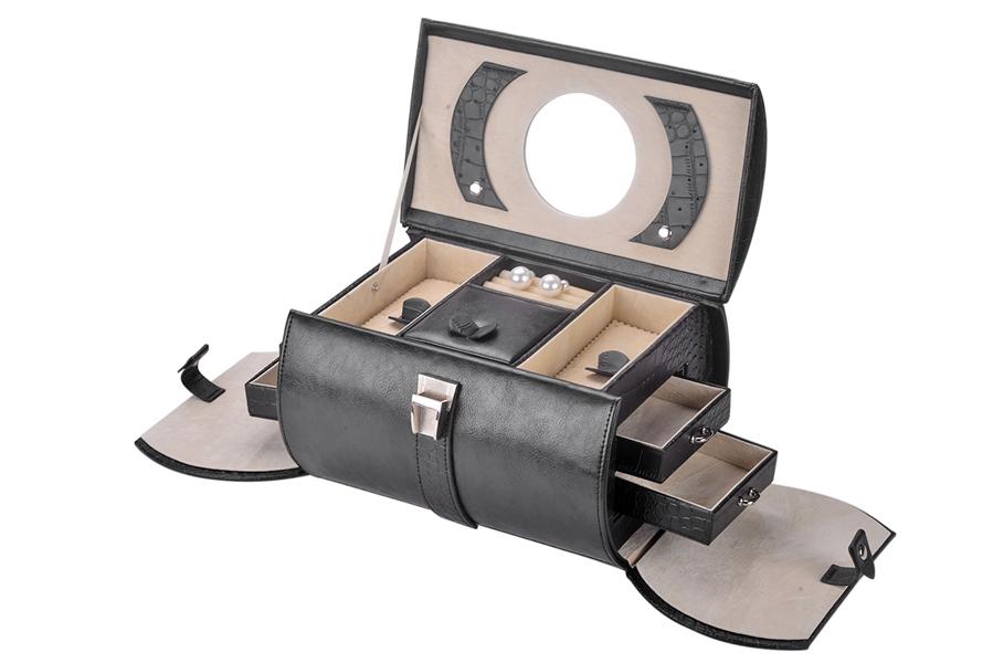 XZ-001  High level jewelry storage box  collection case
