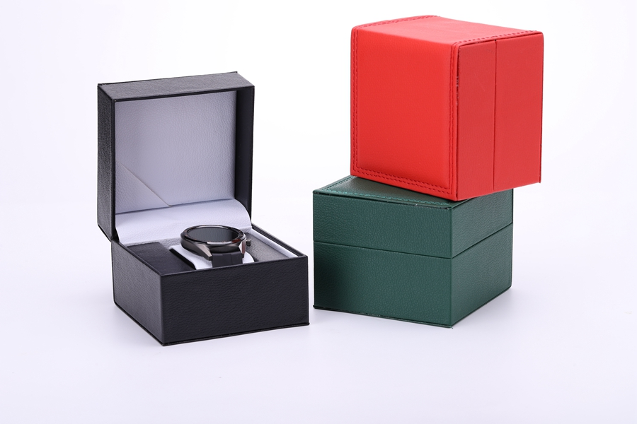 WB-003 high end good looking PU watch box