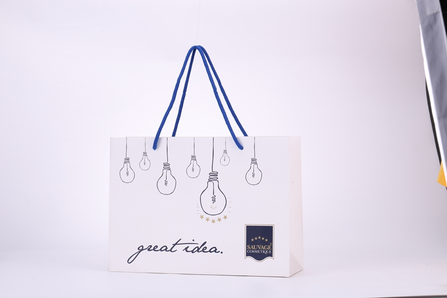 ZD-025 Paper jewelry bag