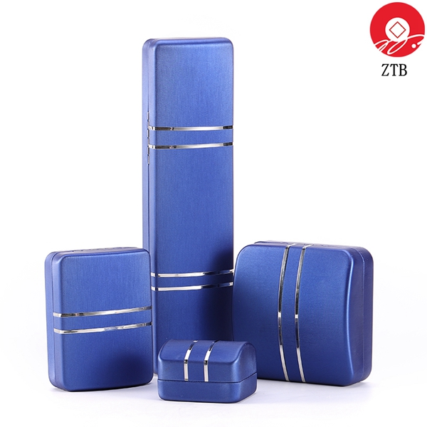 ZTB-099 nice looking iron jewelry box (recycled and ECO-friendly)