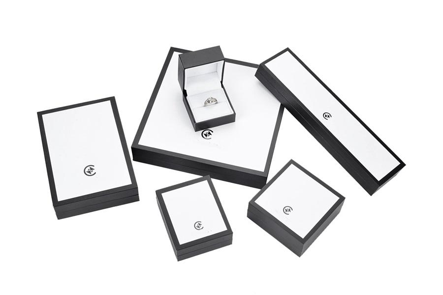 JH-008 plastic jewelry gift box
