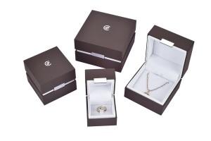 JH-011 unique design plastic jewelry storage gift box