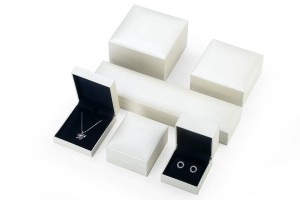 JH-006 plastic jewelry gift box for jewelry collection and display