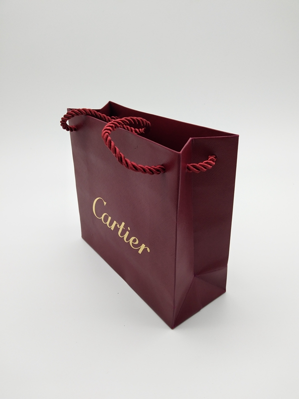 ZD-012 Paper Jewelry Gift Storage Packing bag