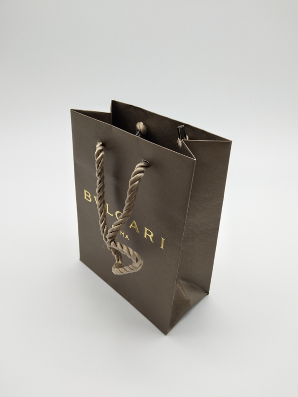 ZD-010 Paper Jewelry Gift Storage Packing bag